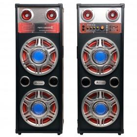 Set boxe active ailiang 600w karaoke.