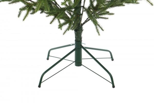 Brad artificial de Craciun 1+1 gratis verde, 180 cm