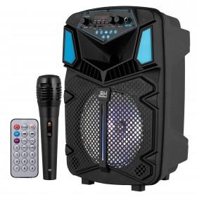 Boxa portabila jrh H8 Bluetooth Microphone