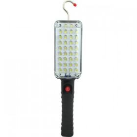 Lampa de lucru cu 34 LED cu carlig si magnet ZJ-859