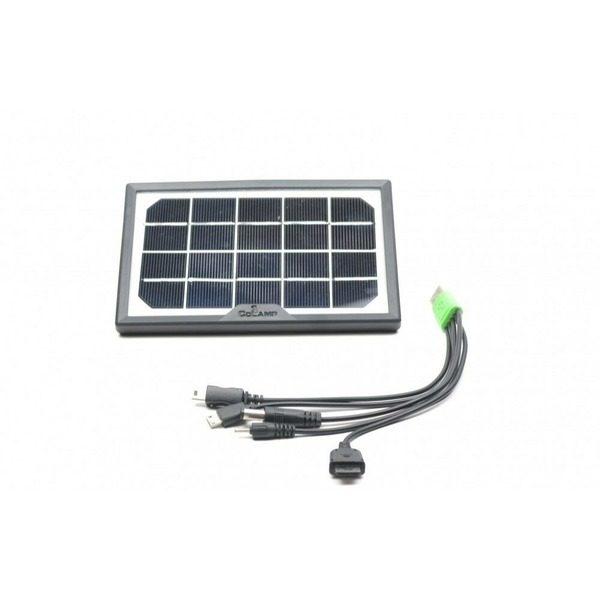 Panou solar fotovoltaic policristalin portabil pentru incarcare telefo