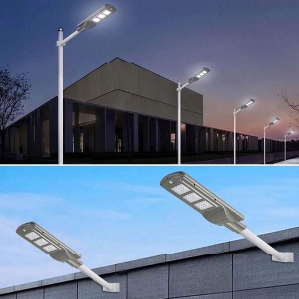 Lampa LED 60W Iluminat Stradal Solara