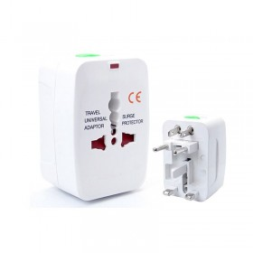Adaptor Incarcator Priza Universal De Calatorie EUUKSUA USB