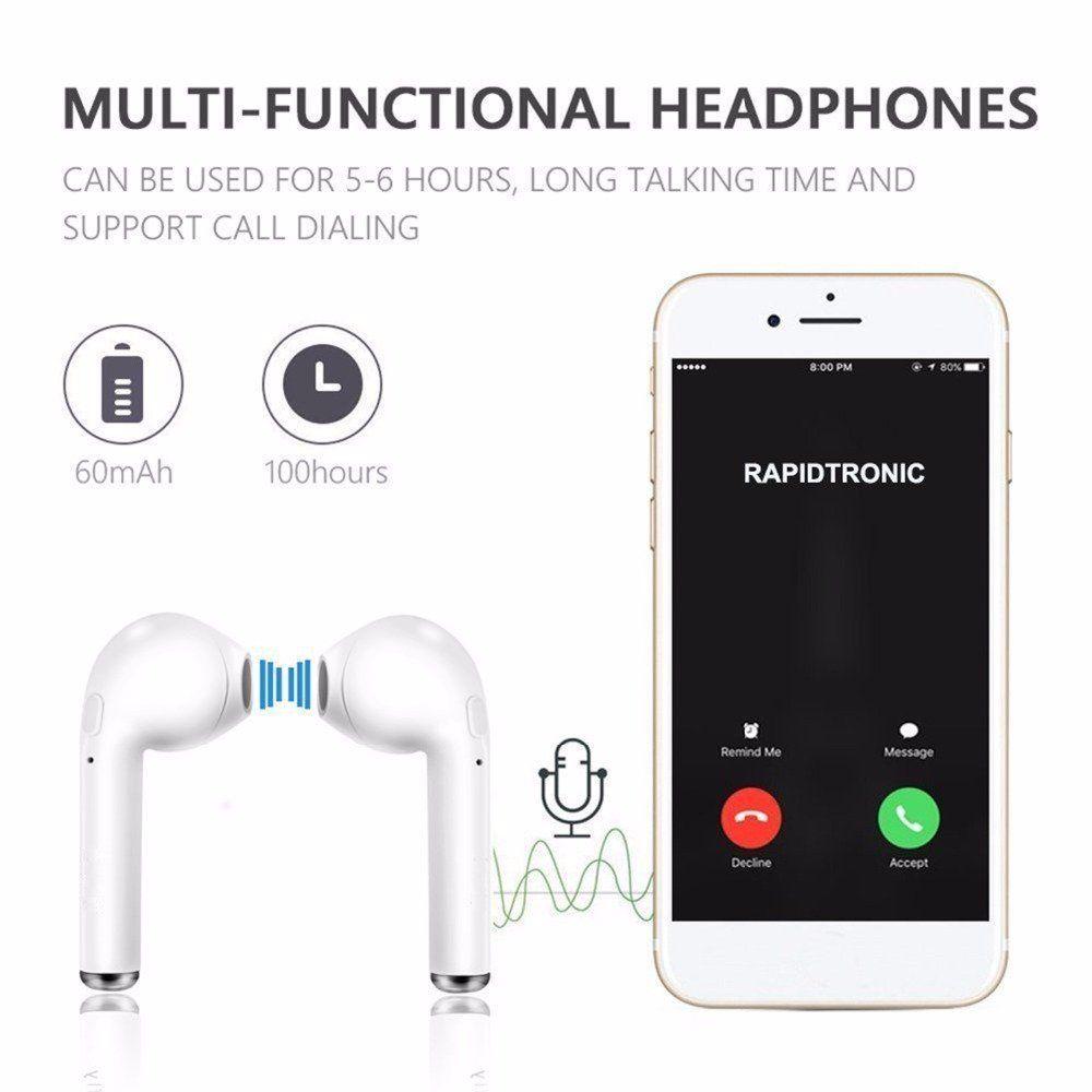 Casti Wireless Bluetooth 4.2 High Definition Music