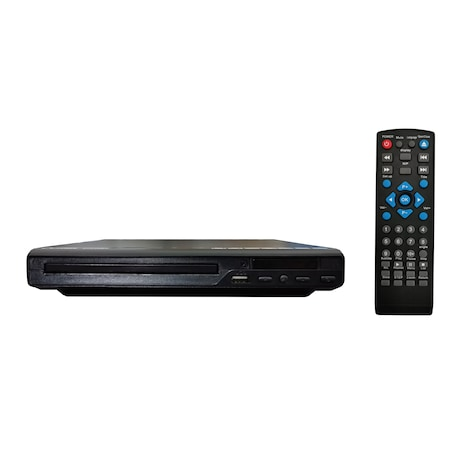 DVD & Multimedia Player , Cititor USB , Slim ,Progressive Scan , CD , MP3 , VCD , MP4