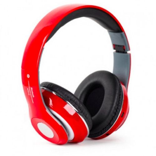 Casti Stereo STN 16 Bluetooth/Wireless Cu Microfon Card TF/Micro SD Si Radio, Bass Puternic