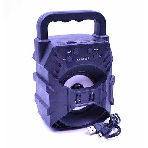 BOXA PORTABILA KTX 1057 BLUETOOTH RADIO FM AUX SD CARD USB