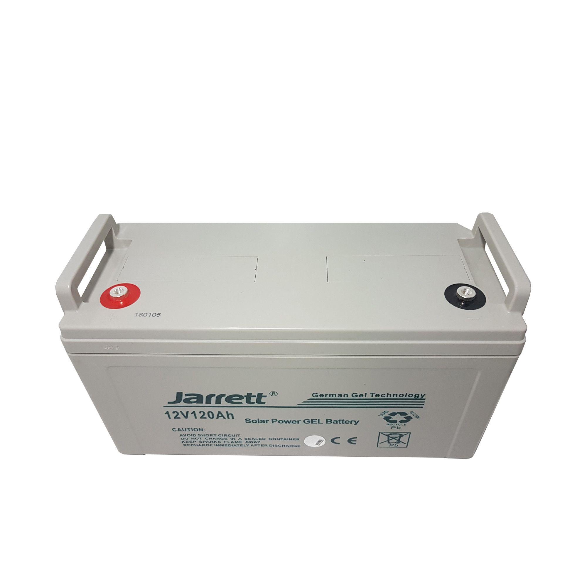 Baterie Reincarcabila Echipament Solar 12 Volti 120 Amperi
