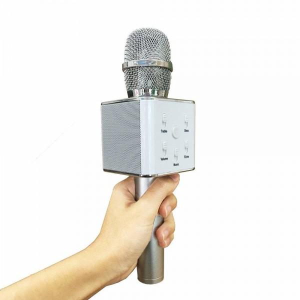 Microfon Karaoke Cu Bluetooth Si Boxa Compatibil