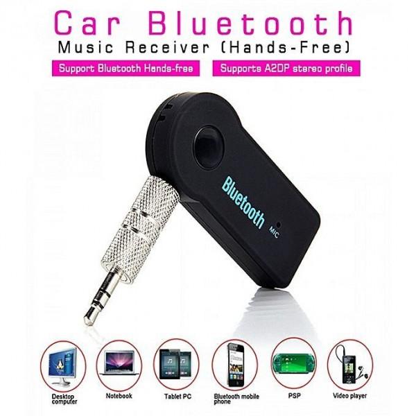 Modulator Receptor Bluetooth Auxiliar