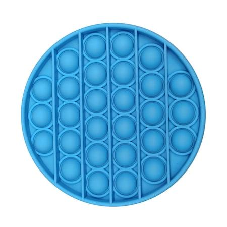 Oferta 2 bucati Jucarie senzoriala din silicon Pop it Fidget Toy Pop Bubble antistress