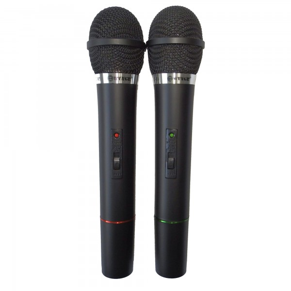Set 2 Microfoane Wireless WVNGR