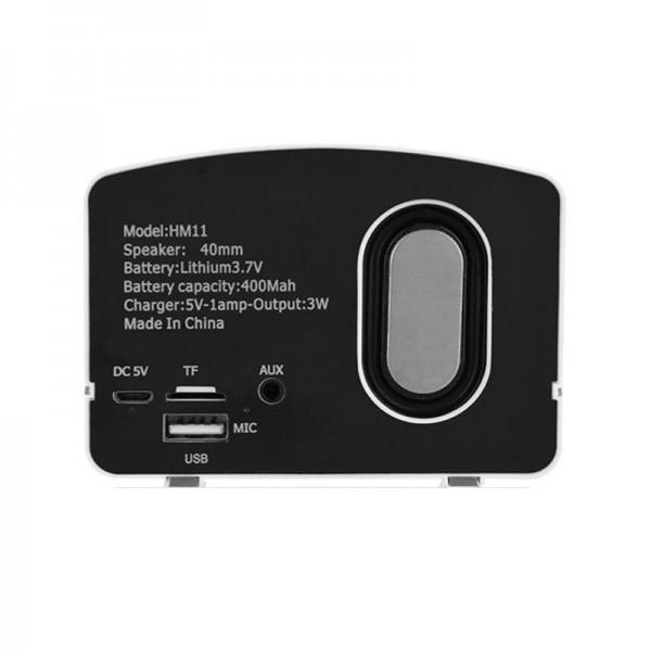 Boxa Portabila Vintage Cu Bluetooth , Cititor USB , Card , Radio